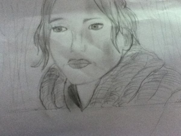 dessin de Hunger Games