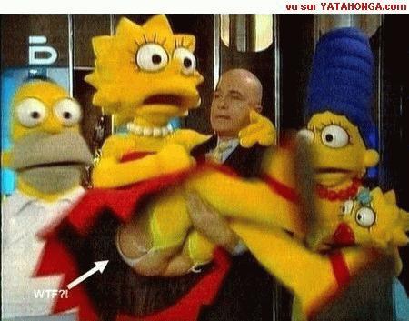 pourquoi aime t on les Simpson ?