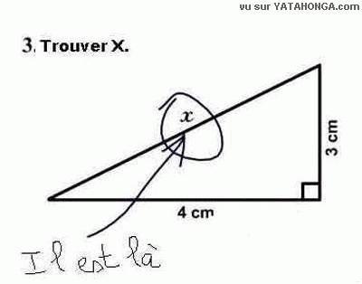 La trigonométrie pour les nuls