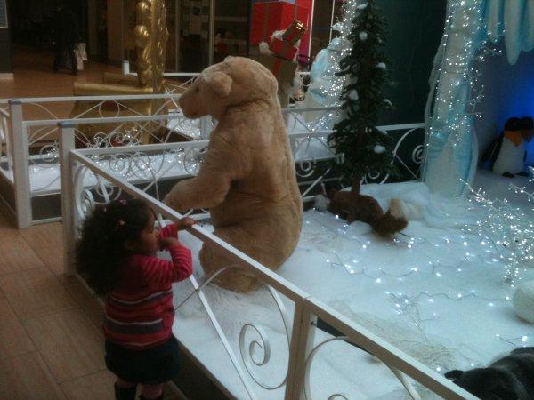 Yona Passionnée par les animations de Noël