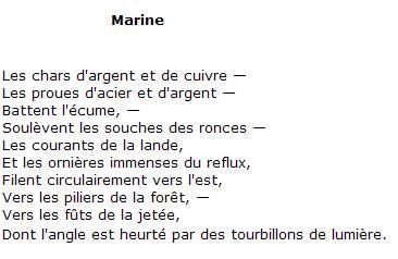 Marine Fiche De Revision Bac 2007 Ps7