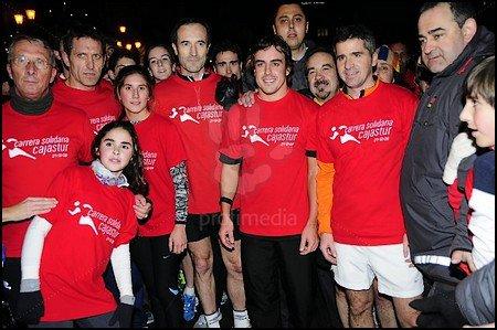 *** Course à Oviedo ***