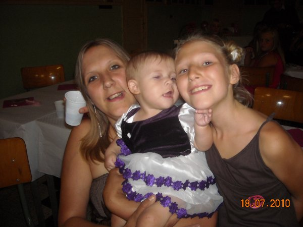 moi et mes deux princesses