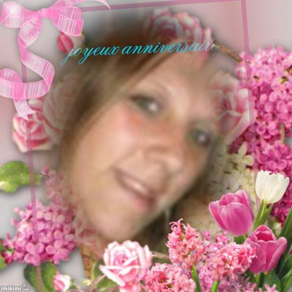 un montage pour mon anniversaire  le 16.avril 2011 merci domi il est tres beau