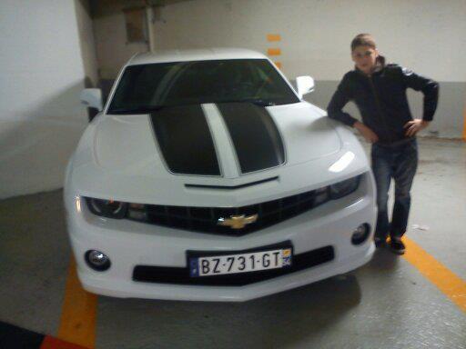 ma voiture  et  mon frere