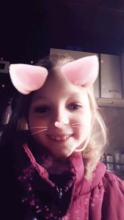 Ma chérie  2018 9 ans