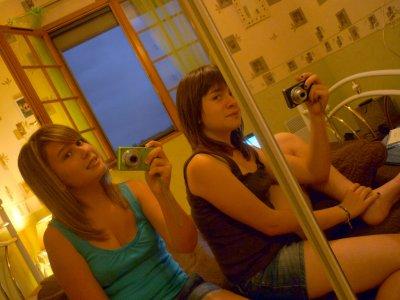 Marion & Léa, depuis 13 ans . ♥