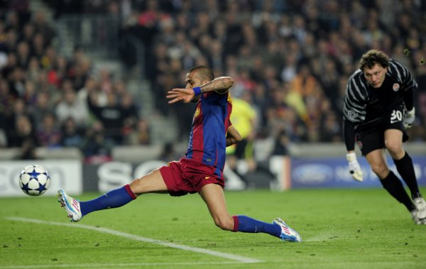 Barça 5 - 1 Shakhtar