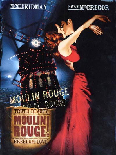 Moulin Rouge. Film culte