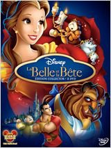 La belle et la bête. Walt Disney.