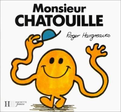 Monsieur chatouille monsieur bonhomme - Collection livre monsieur madame ...