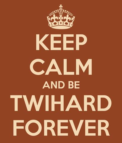 Because I'm a Twihard