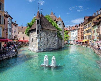 Annecy - France ==> Une ville où je me verrais vivre