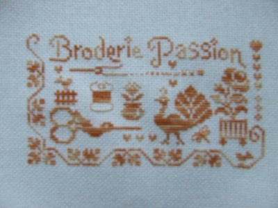 SAL BRODERIE PASSION