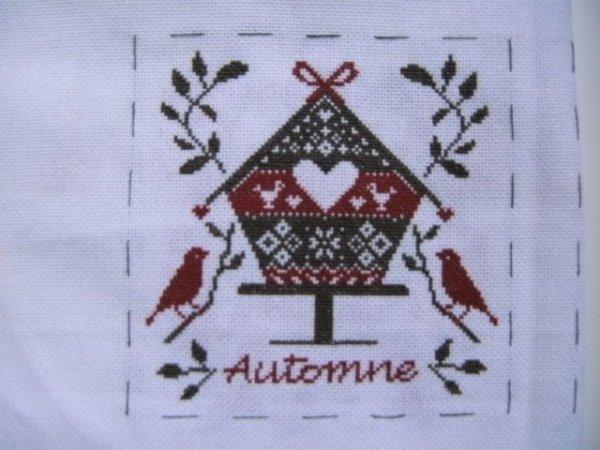 SAL NICHOIRS - L'AUTOMNE