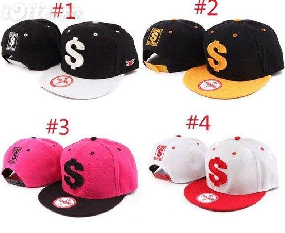Quel casquette fait plus SWAG ?!         #1 , #2 , #3 ou #4 ?!