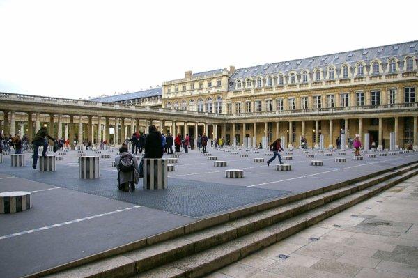 Cour Du Palais Royal