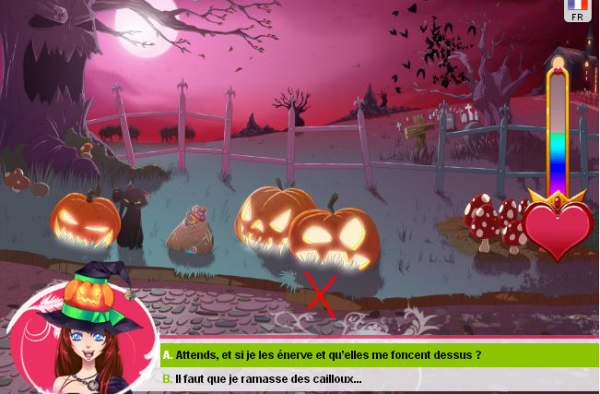 Episode Halloween 2012  Aide et solution