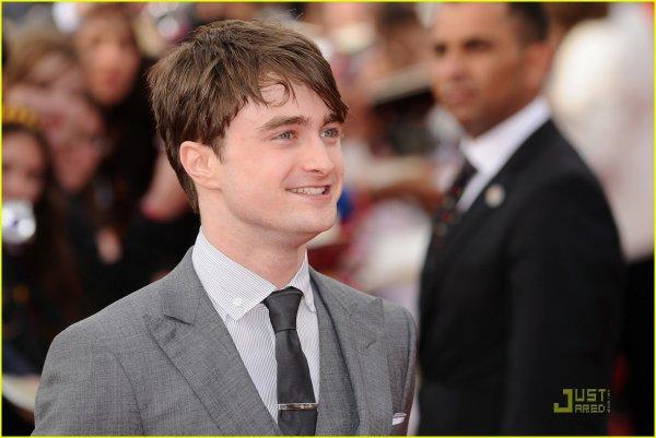 Harry Potter 7 part II: avant-première: photos coup de ♥