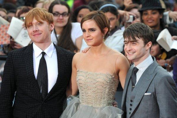 Harry Potter 7 part II avant-première à Londres, le 07-07-2011
