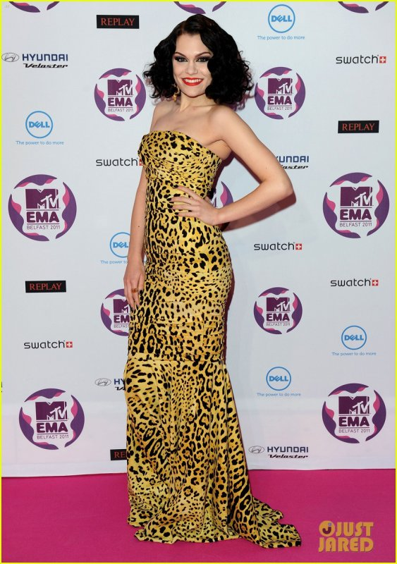 MTV European Music Awards, le 06-11-2011 en Irlande