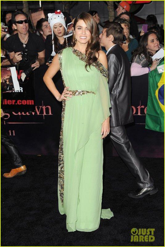 Avant-première mondiale de Breaking Dawn, le 14-11-2011