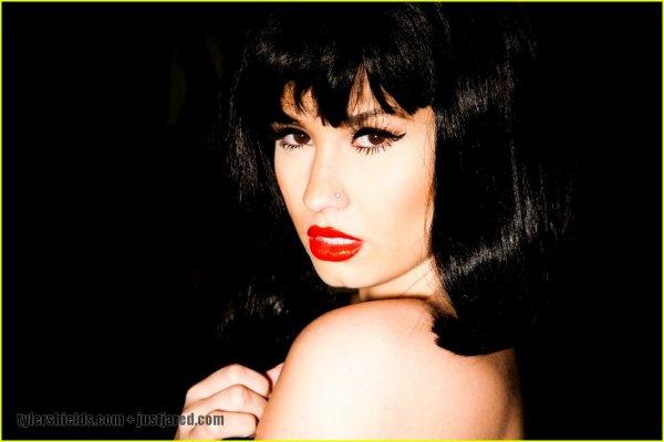Nouveau photoshoot pour Demi Lovato