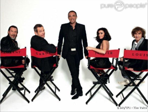 The Voice France dés le 25 février sur tf1