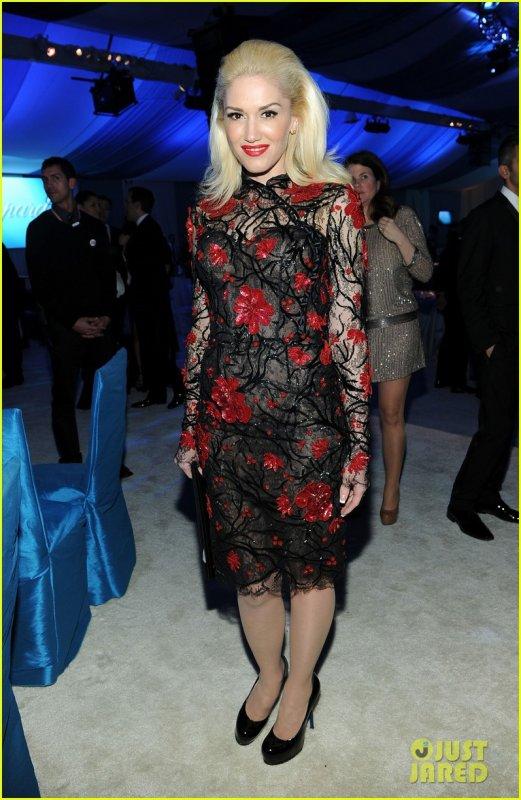 Oscars 2012: soirée d'Elton John