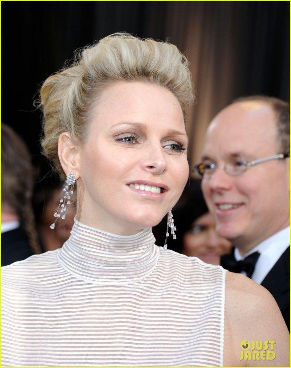 Oscars 2012: Red Carpet
