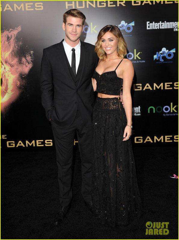 Avant-première de 'Hunger Games' à L.A le 12-03-2012