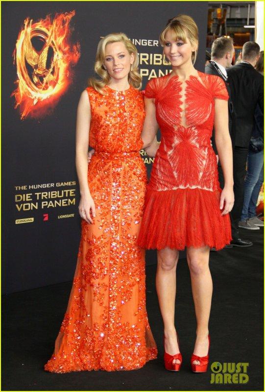 Hunger Games: avant-premières
