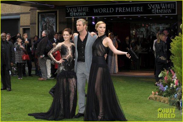 Avant-première mondial de 'Snow White' à Londres, le 14-05-2012