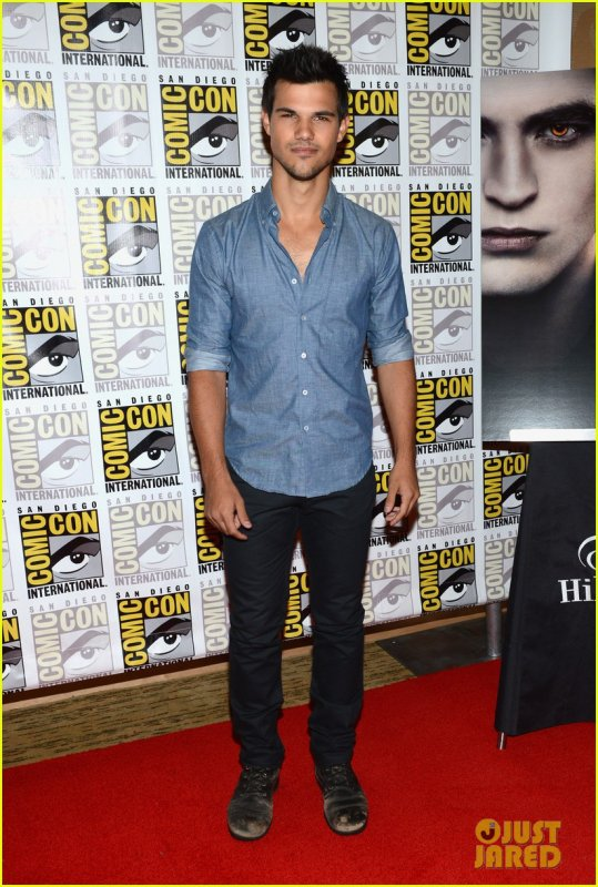 Comic-con Breaking-Dawn Partie 2', le 12-07-2012