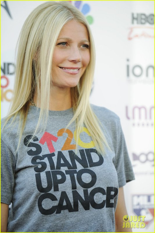 Stand Up To Cancer, le 07-09-2012