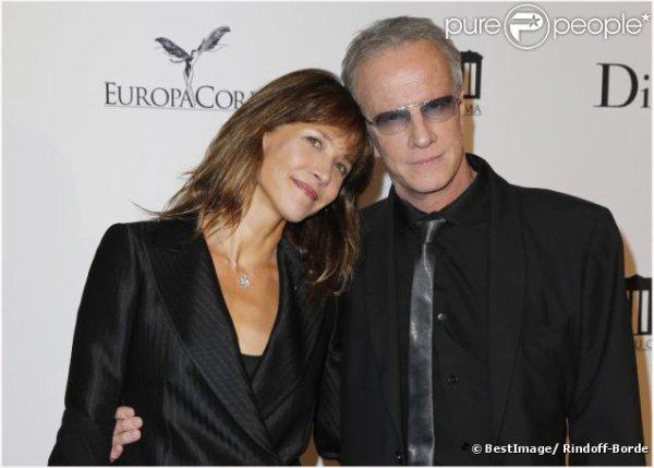 Soirée d'inauguration de la Cite du Cinéma à Saint Denis le 21 septembre...