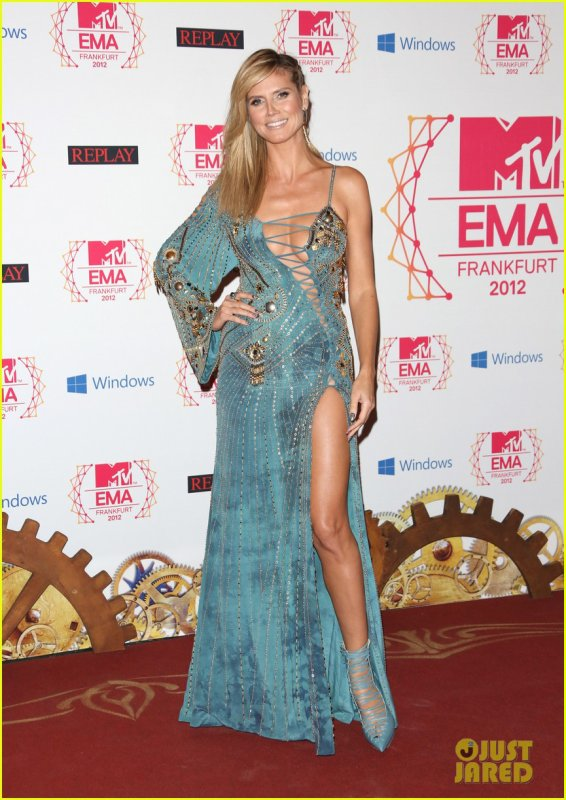 MTV European Music Awards 2012