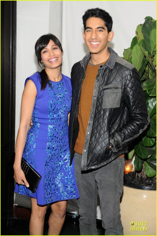 'W' Magazine's Pre-Golden Globes Party (11-01-2013)
