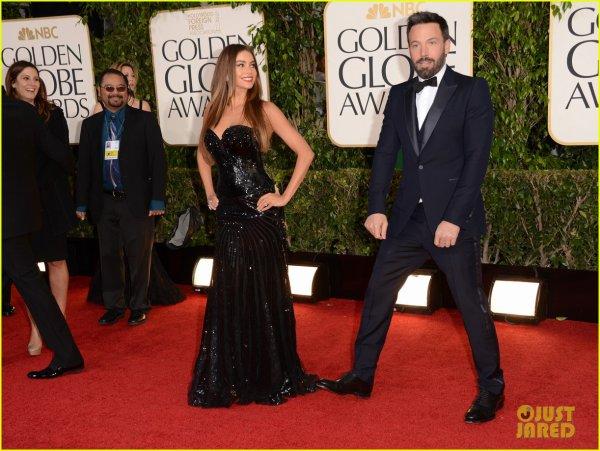 Golden Globes Awards 2013 (13-01-13)