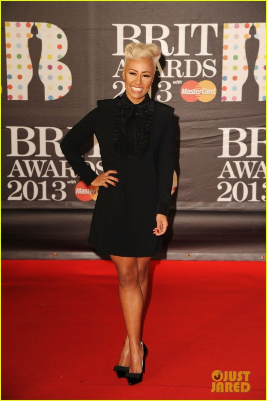 Brit Awards 2013 à Londres, le 20-02-2013