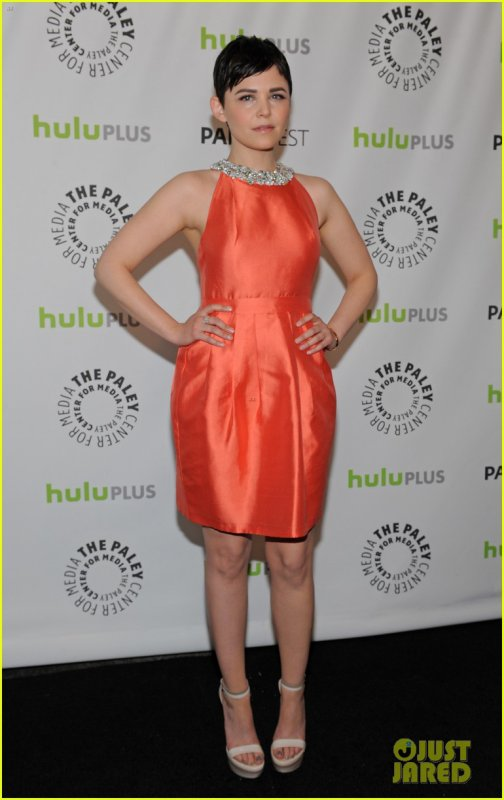 Le casting de 'Once Upon A Time' était au 2013 PaleyFest Panel, le 03-03-2013