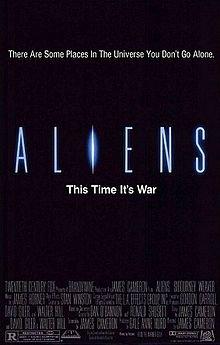 Aliens soundtracks / Alien's theme (2012)