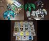 Console Nintendo 64 N64 + 4 manettes + 19 jeux