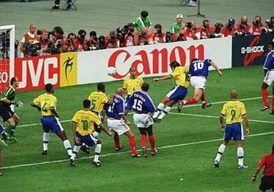 Zizou gagne la coupe du monde blog 100 kabyle - Coupe du monde 1998 chanson ...