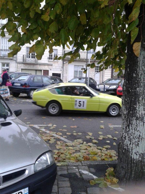 suite 4eme Rallye saumur legende 2013