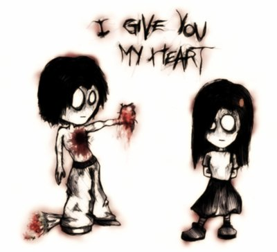 I GivE YoU My HeArT .!.