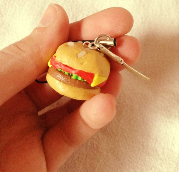 Strap hamburger