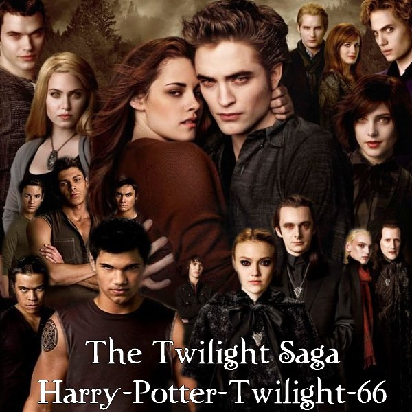 ♥ The Twilight Saga  ♥