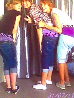 Soirée fantastique avec MImi ZEze et la soeur