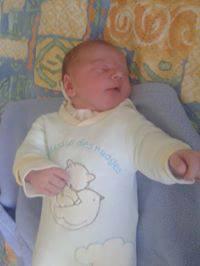Mon Bébé a sa naissance